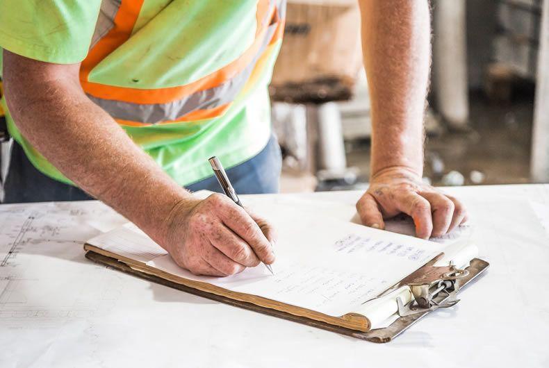 redazione documento di consulenza di studio zaneboni sulla sicurezza nel luogo di lavoro
