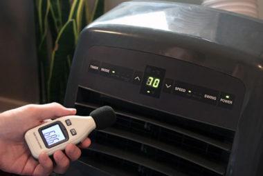 Misurazione acustica di elettrodomestico