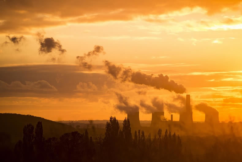emissioni in atmosfera da parte di ciminiere