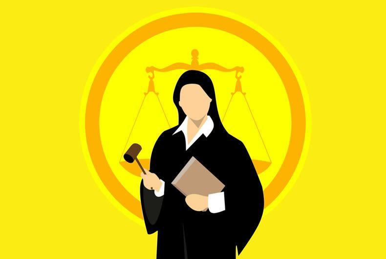 logo giudice per cause civili