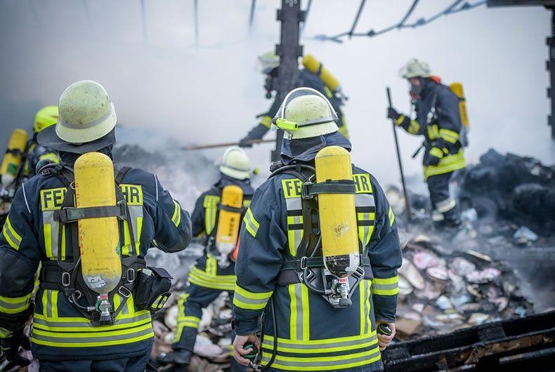 Operatori Antincendio