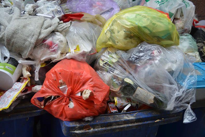 la classificazione dei rifiuti ed i codici cer